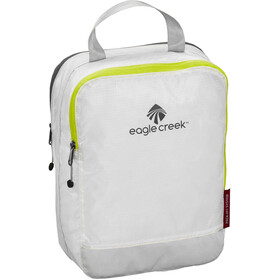 Eagle Creek Pack-It Specter Clean Dirty Cube S, white/strobe